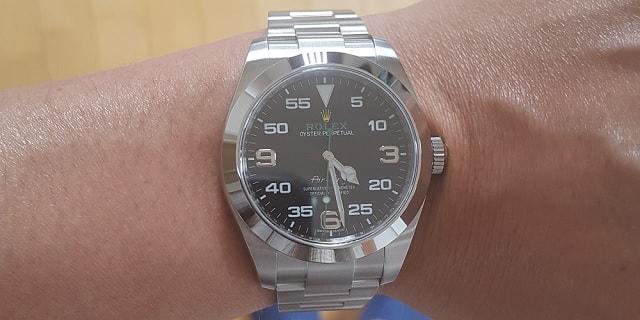 自動巻き 腕時計 止まる 原因 修理