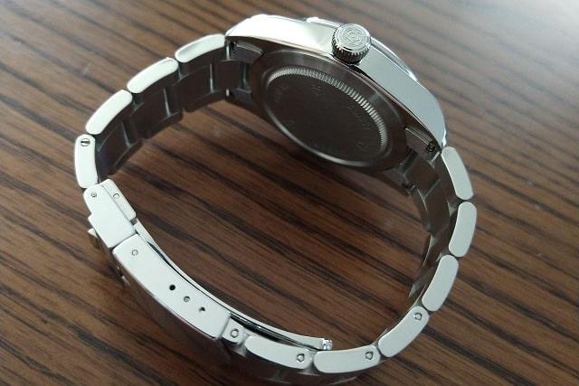 時計 ブレス 調整 自分 料金